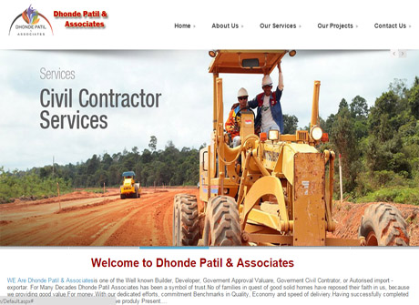 Dhonde patil and Associates